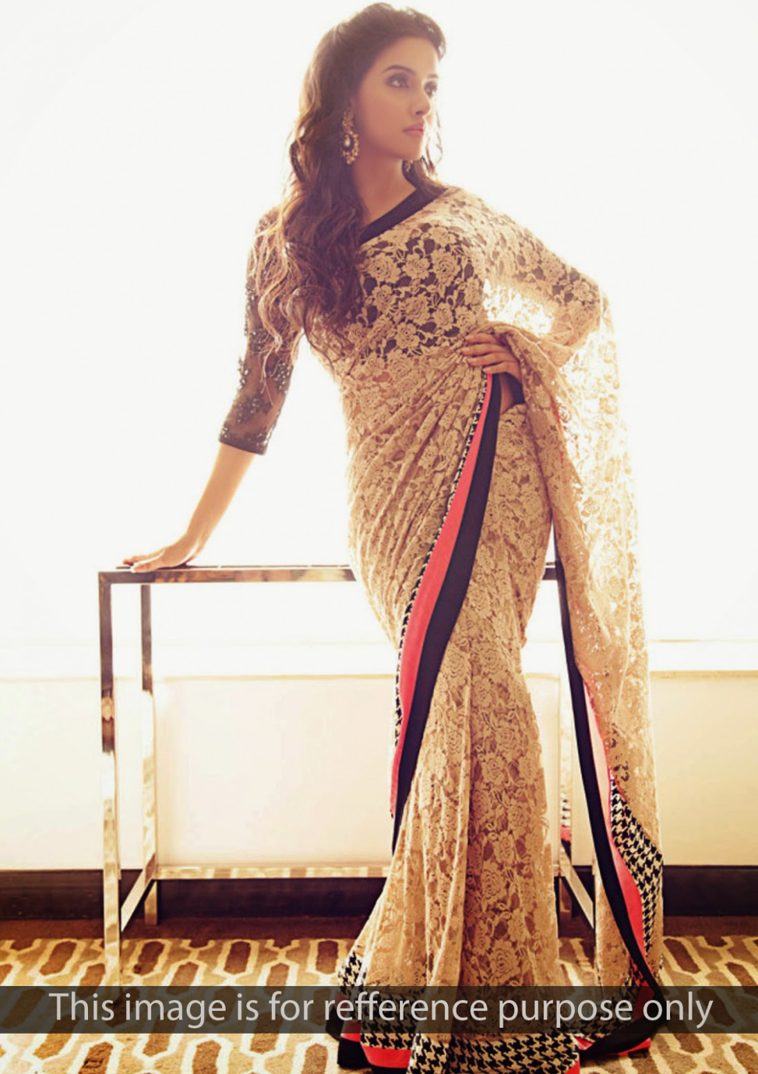 Chikankari Sarees - An ode to Lucknow's tradition