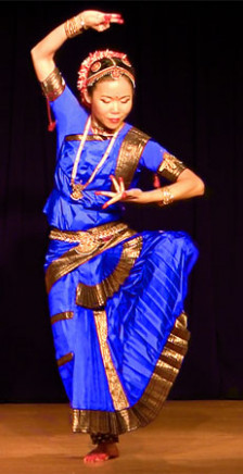 Classes in Indian dance