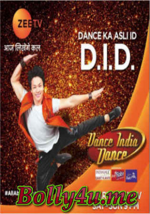 Dance India Dance HDTV 480p 200MB 03 February 2018