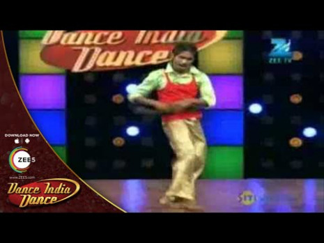 Dance India Dance Season 3 Jan. 08 '12 - Paul & Vaibhav