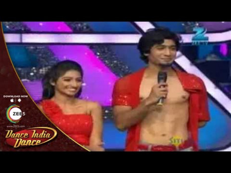 Dance India Dance Season 3 Jan. 14 '12 - Sanam & Mohina