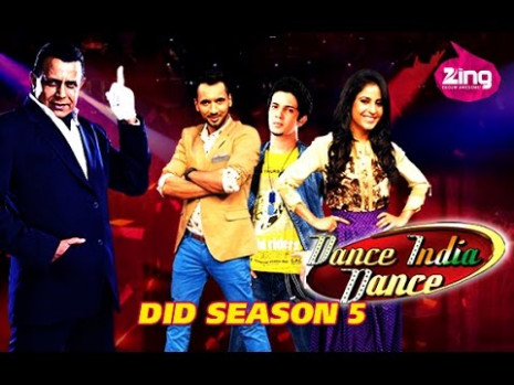 Dance India Dance Season 5 Launched! - YouTube