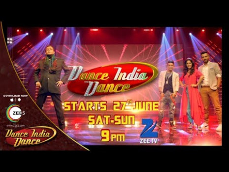Dance India Dance Season 5 starts 27th June Saturday and