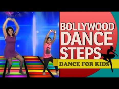 Dance Steps For Beginners: Bollywood Dance Steps - YouTube