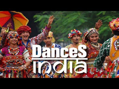 Dances of Indian States - YouTube