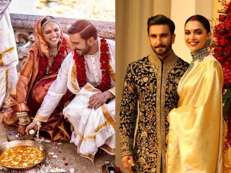 Deepika Padukone and Ranveer Singh Wedding: Deepika