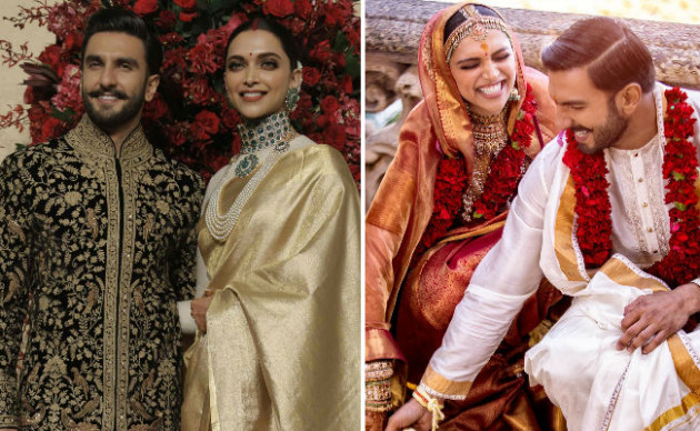 Deepika Padukone's Wedding Saree Designer On The