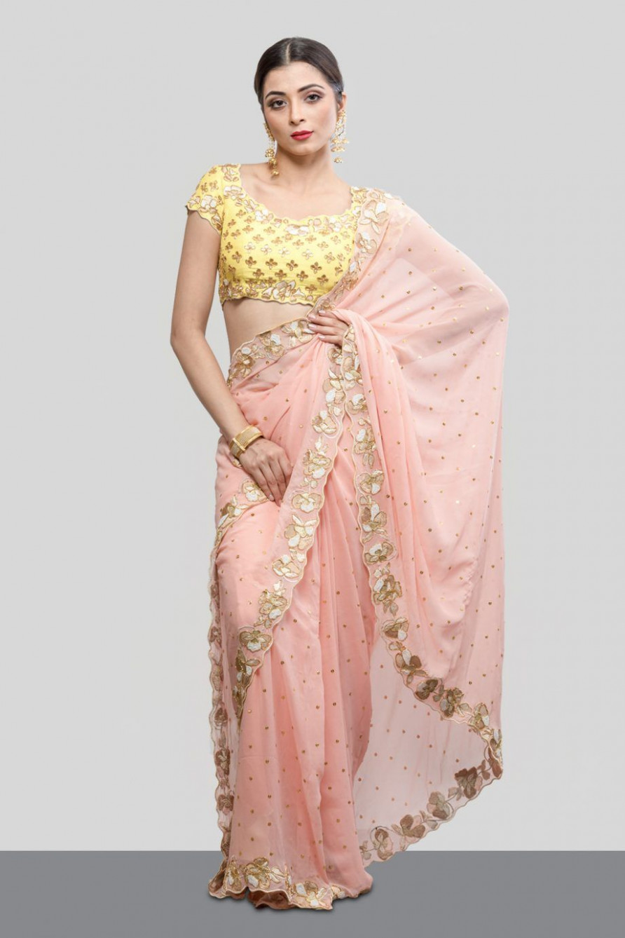 Designer Saree on rent in Delhi, Latest Design Sarees on