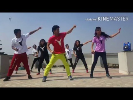 Dilwale - Manma Emotion Jaage  Bollywood ZUMBA Dance In