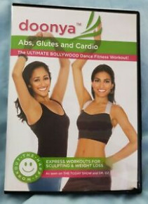 Doonya: The Bollywood Dance Workout - Abs, Glutes