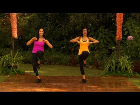 Doonya the Bollywood Dance Workout: Beginner Breakdown