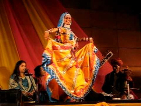 Entertainment  Rajasthan Folk Music  India Folk Dance