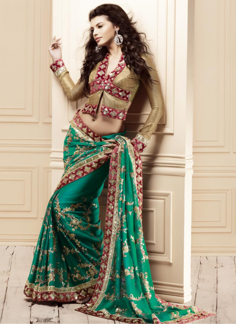 Fashion India: Beautiful Saree Collection
