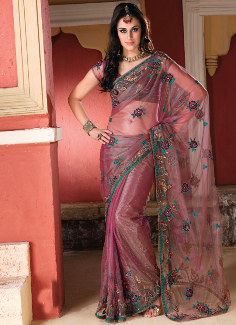 Fashion: New Trends in Indian Sarees