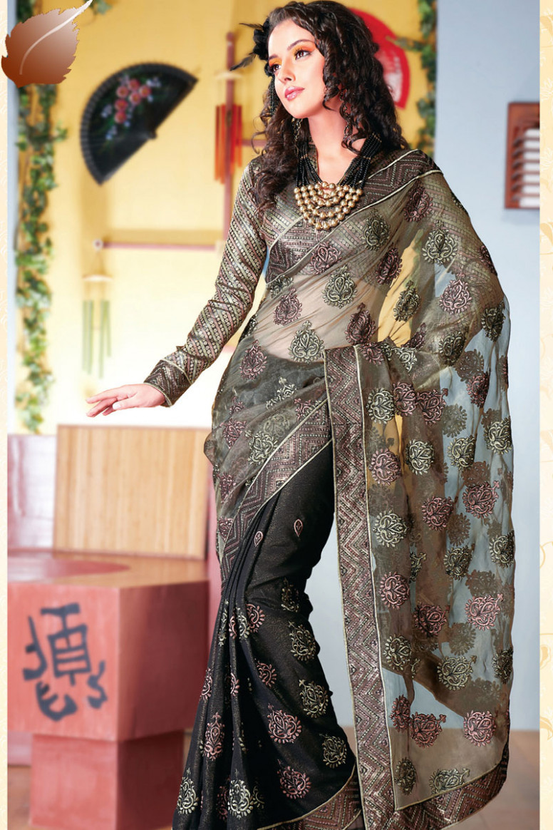 Fashion Sarees 2011 - Loe fashion