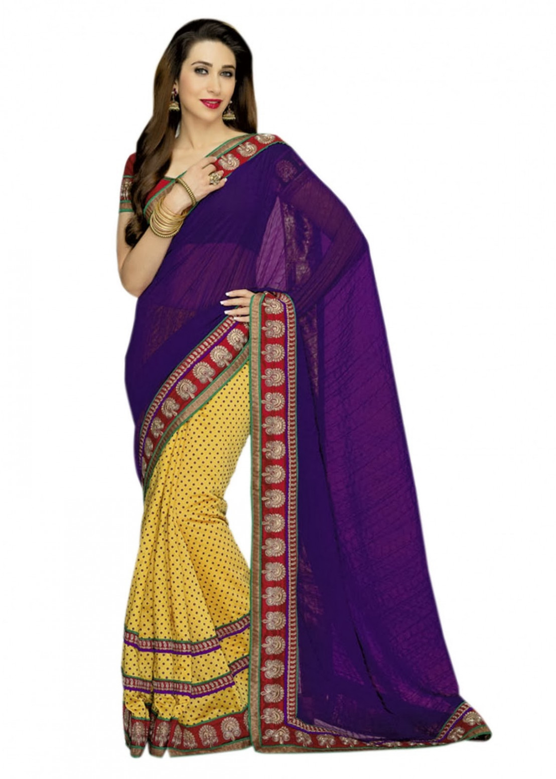 FASHION SHOW MAKER : Indian traditional dress saree or