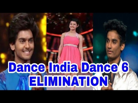 First Elimination of Dance India Dance Season 6 from