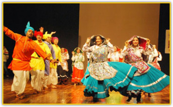 Folk dances of india. List of Indian folk dances. 2019-01-11