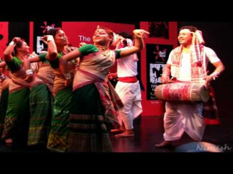 Folk Dances Various State in India - YouTube