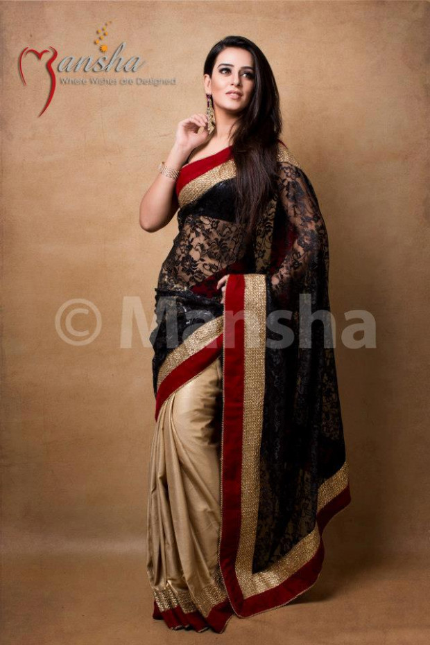 Formal-Saree Style - Latest Fashion Trends