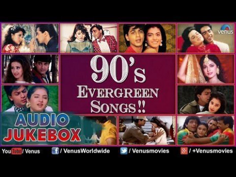 Free Download Bollywood 90 S Evergreen Songs Superhit