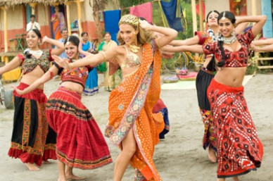 Free Images Online: Bollywood Dance moves (Photos)