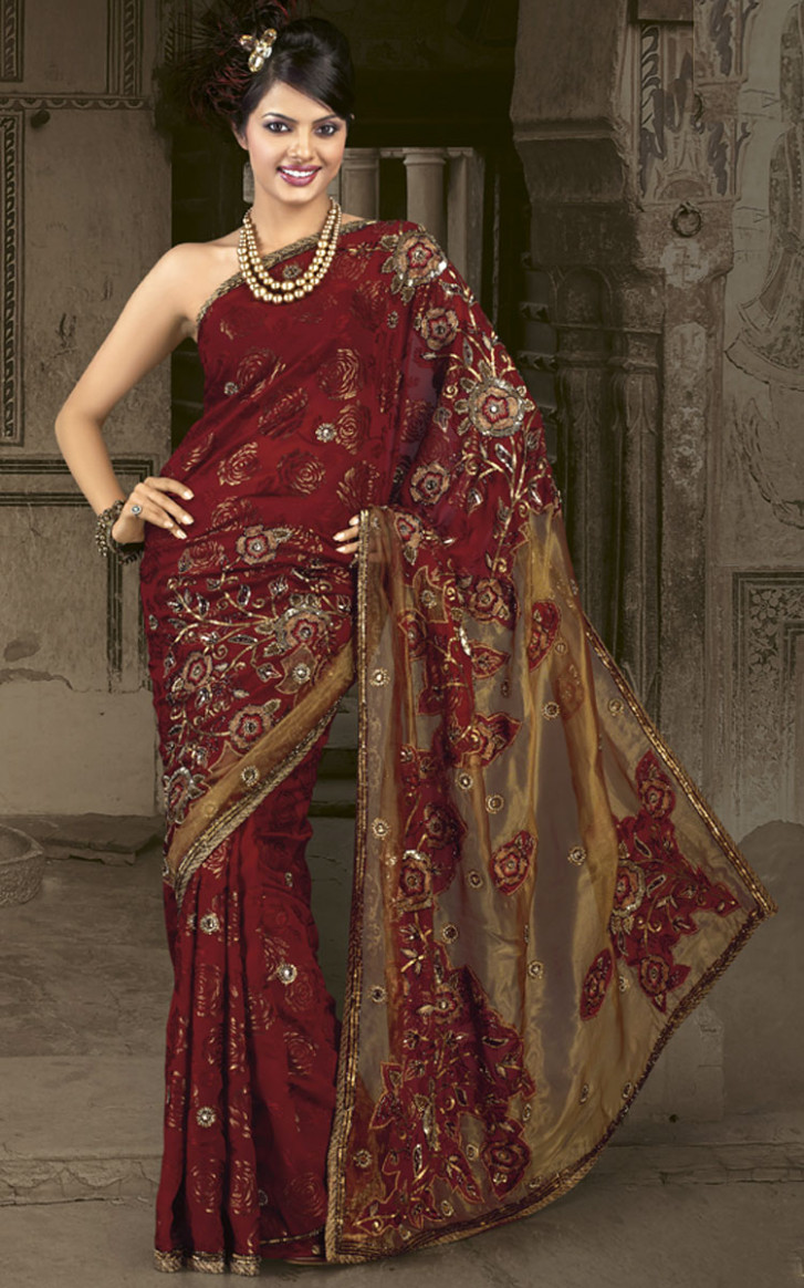 G Fashion Love: Indian Saree Designs 2012