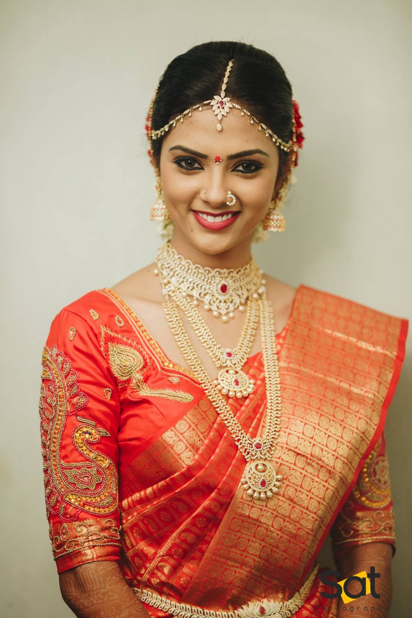 Get lost in thousands of photos of Latest Bridal Blouse