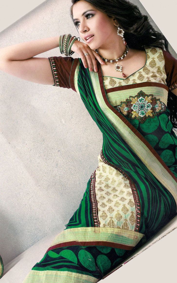 Gota Patti Saree  Saree Designs
