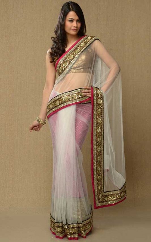 How to Find The Right Petticoat For Saree? – Sarees Villa