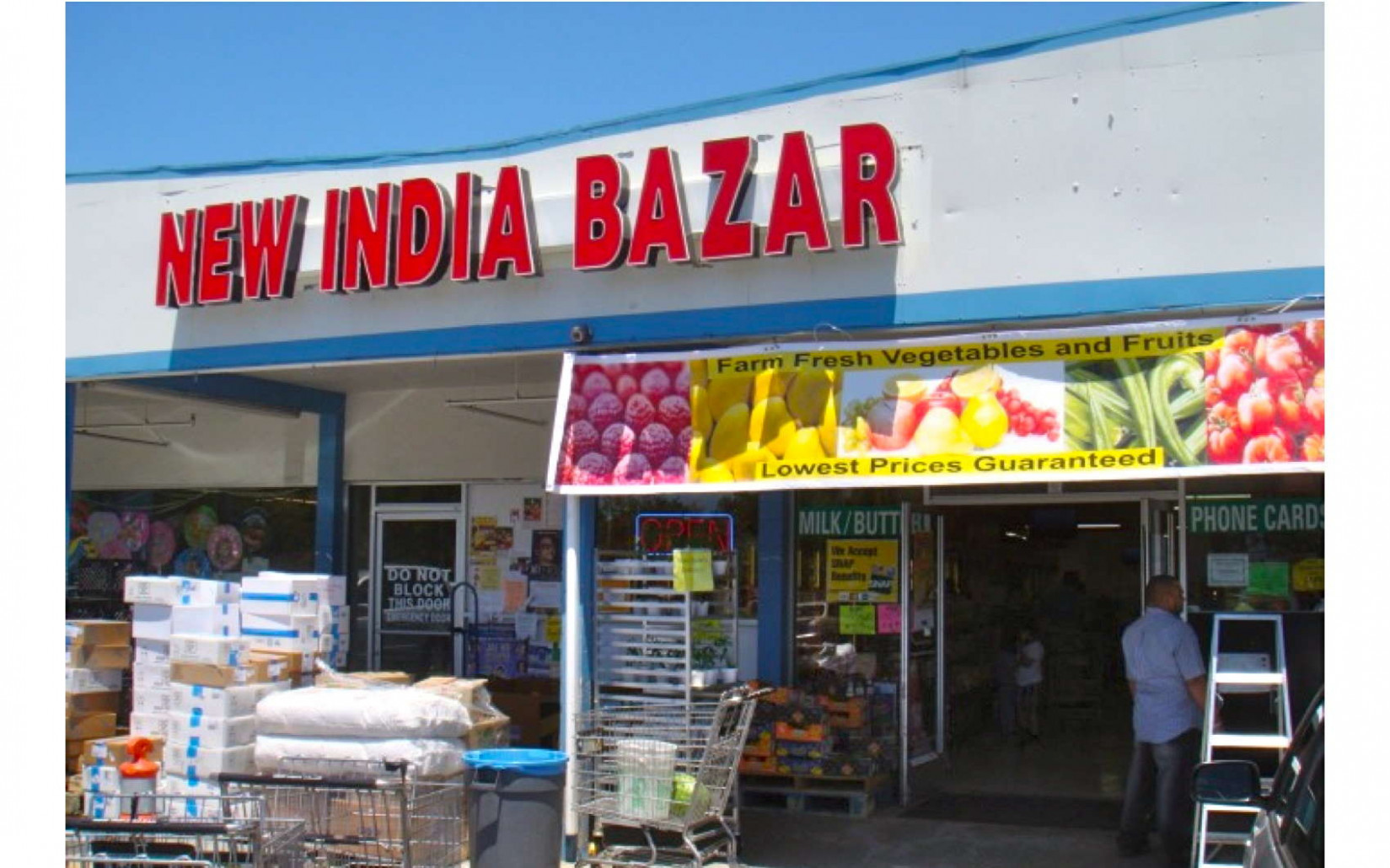 How To Shop at the Indian Grocery Store  A Curry of a Life