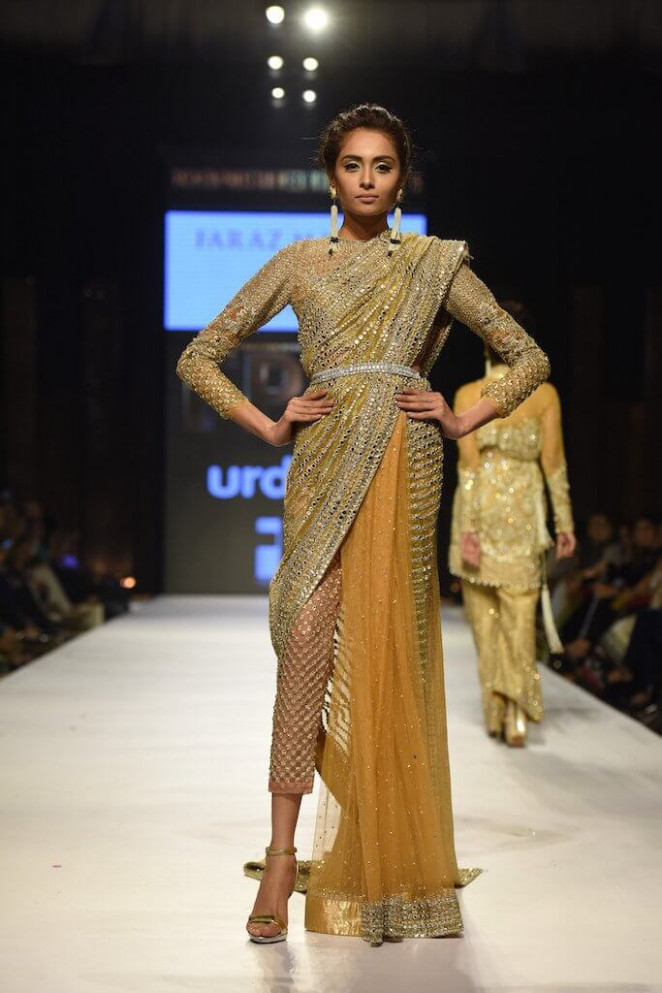 How to Style Saree Pants  Indian Fashion Mantra