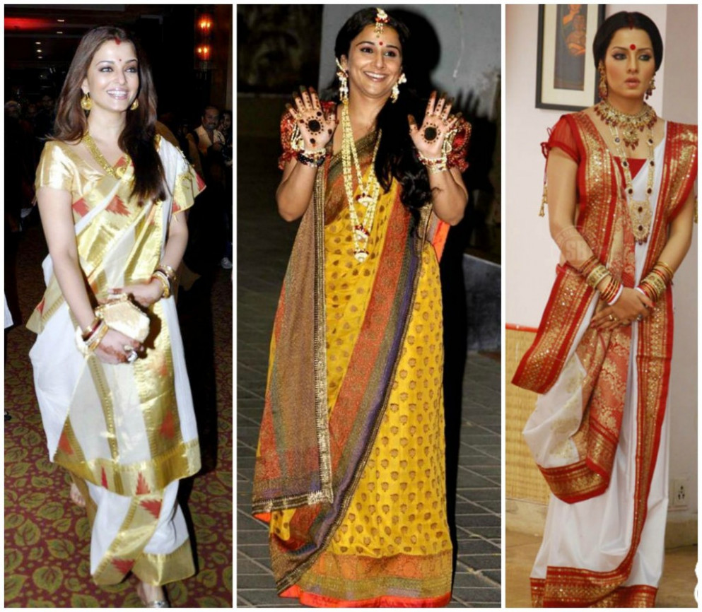 How to wear a saree in 9 Innovative ways - G3 Sarees