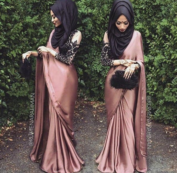 How to Wear Hijab with Gowns? 30 Modest Ways to Try Now