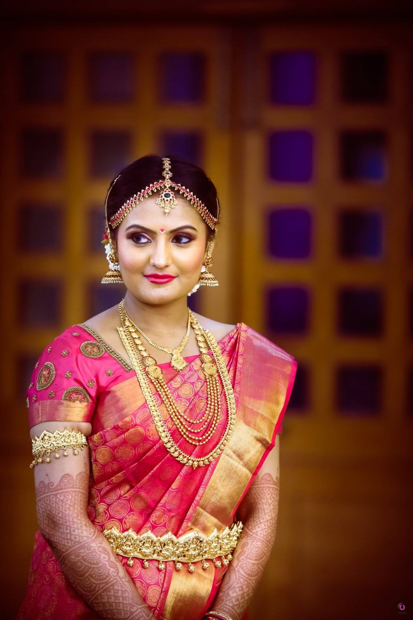 How to Wear Saree in South Indian Style  South Indian