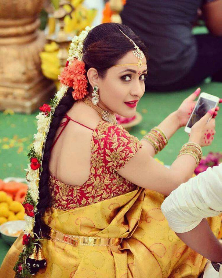 I want a traditional South Indian Hindu wedding. (With