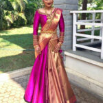 Incorporate Indian traditional dress into an American