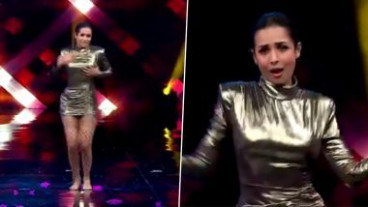 India's Best Dancer: Malaika Arora Grooves on Helen's Hit