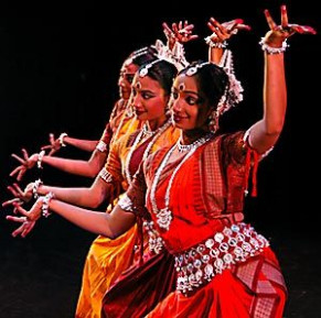 Indian Classical dance - Bharatanatyam is my favorite with