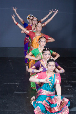 Indian Classical Dance Class - Wilkes University