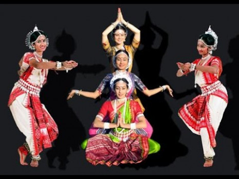 Indian Classical Dance History  Culture Express - YouTube