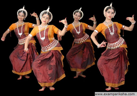 Indian Classical Dances - Indian Culture Study Material