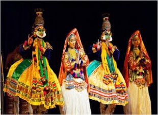 INDIAN DANCE AND MUSIC - INDIA - LAND OF CULTURAL DIVERSITY