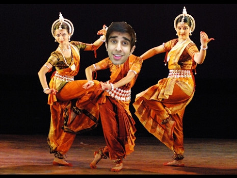 Indian dance. Feat Vikkstar123 song! - YouTube