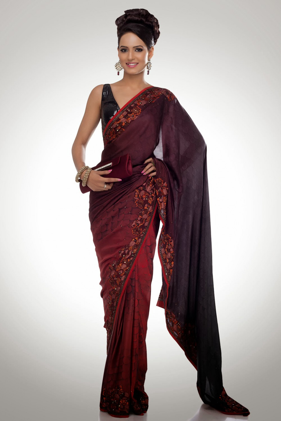 Indian Desi females in saree (full HD) ~ Photo chocolate