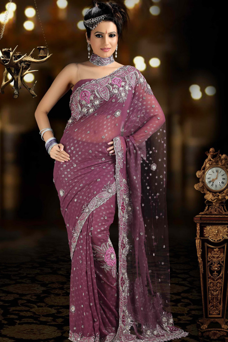 Indian Designer Sarees - designer saree