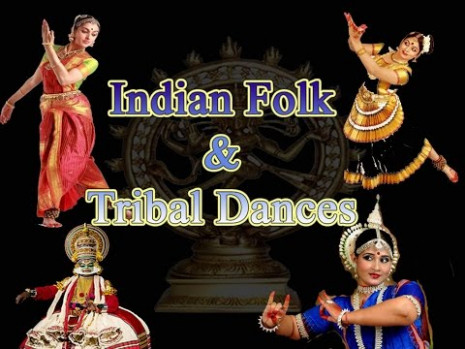 Indian Folk & Tribal Dance.. Eaisy way! - YouTube