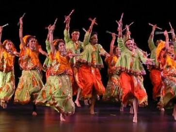 Indian Folk Dances - The Rural Facet of Cultural India