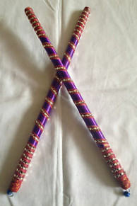 Indian Handicrafts Dandiya Navratri Garba Sticks Dance