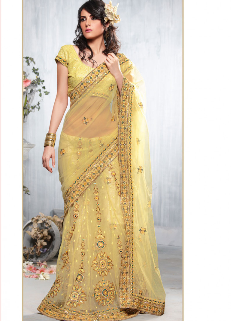 Indian Saree Designs  Sarees for Party  Indian Fashion